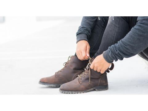 Особенности выбора правильной мужской обуви