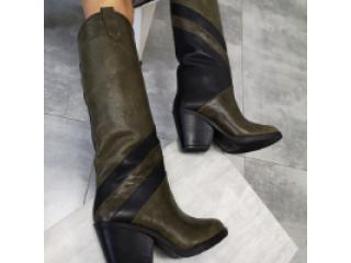 Советы от экспертов Gino Figini. Как правильно использовать потайную резинку в сапогах и что нужно сделать что бы увеличить объем голени в обуви.